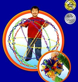 John N. Hansen Co. HOBERMAN SPHERE-RAINBOW