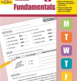Evan-Moor Daily Fundamentals Grade 2