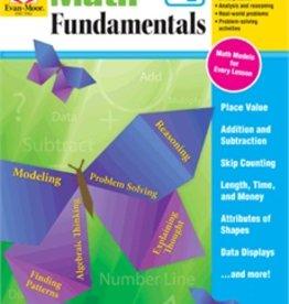 Evan-Moor Math Fundamentals G-2