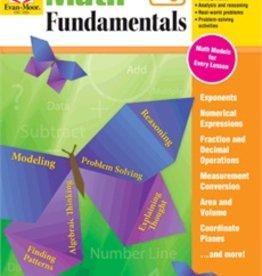 Evan-Moor Math Fundamentals G-5