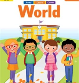 Evan-Moor Early Bird World Book