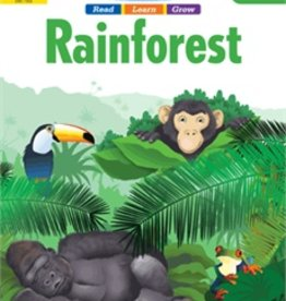 Evan-Moor Early Bird Rainforest Book