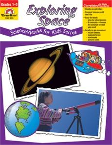 Evan-Moor Exploring Space