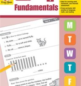 Evan-Moor Daily Fundamentals Grade 1