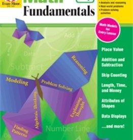 Evan-Moor Math Fundamentals G-1