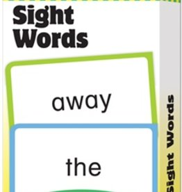 Evan-Moor sight words flash cards