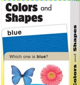Evan-Moor colors & shapes flash cards