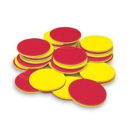 Learning Resources Red & Yellow Counters, Set Of 200