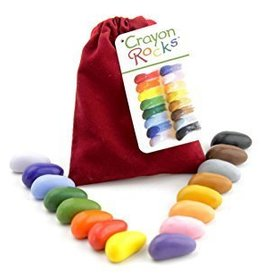 Crayon Rocks Crayon Rocks, 16, red bag