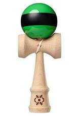 Tribute kendama tribute stripe green and black