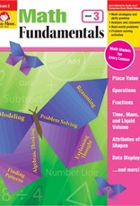 Evan-Moor Math Fundamentals G3
