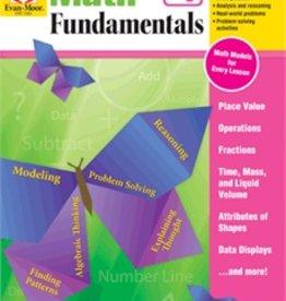 Evan-Moor Math Fundamentals G3