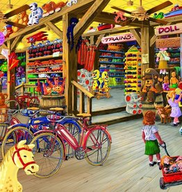 Sunsout 500 Piece Jigsaw The Doll Doctor