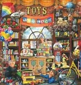 Sunsout Toyland 1000pc Puzzle