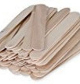 "Pacon Corporation Jumbo Craft Sticks 6"" x 3/4"" - 100, natural"
