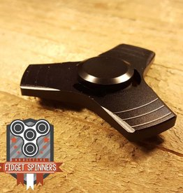 Addictive Toys Propeller Tri Black Spinner