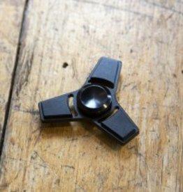 Addictive Toys Tetra 3 Bar Black Fidget Toy Spinner