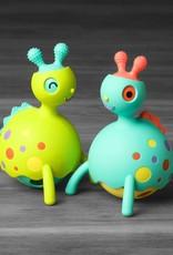 Fat Brain Toy Co. Rollobie- Blue