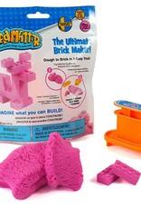 Fat Brain Toy Co. Mad Mattr Brick Maker (Pink)
