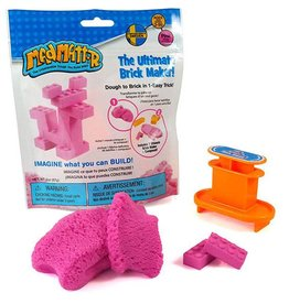 Fat Brain Toy Co. Mad Mattr Brick Maker (Pink)