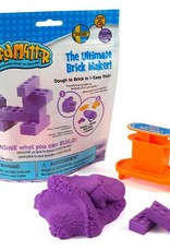 Fat Brain Toy Co. Mad Mattr Brick Maker (Purple)