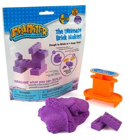 Fat Brain Toy Co. Mad Mattr Brick Maker (Purple)