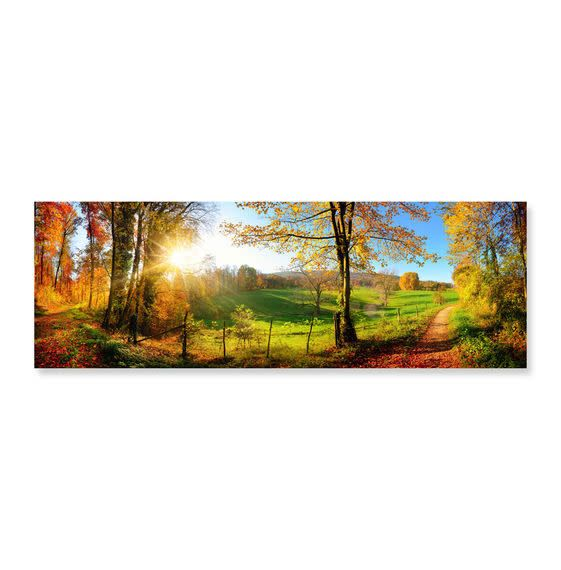 Melissa & Doug meadow sunrise 1000pc.
