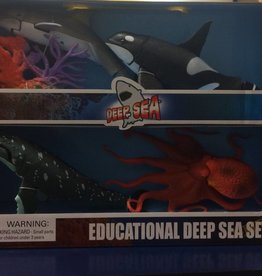 Tedco Educational Deep Sea Set