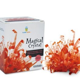 MAGICAL CRYSTAL - Red