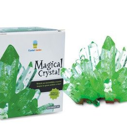 Tedco MAGICAL CRYSTAL - Green