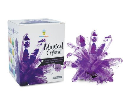 Tedco MAGICAL CRYSTAL - Purple