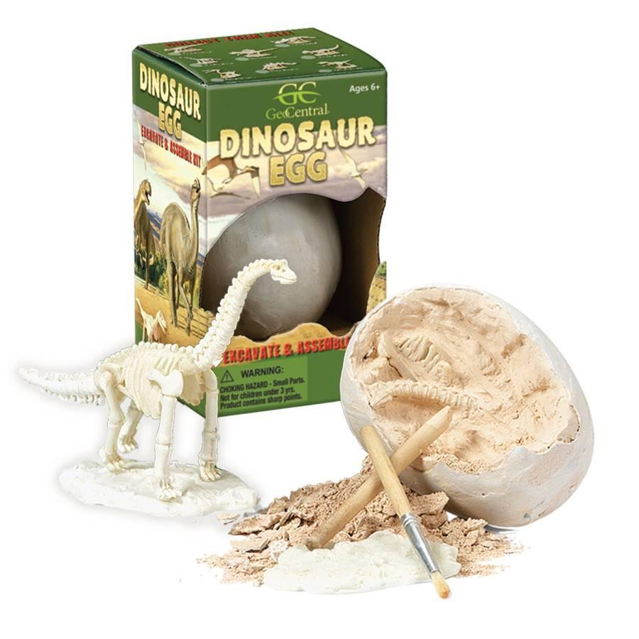 Tedco Dinosaur Egg Skeleton Dig Kit