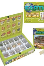 Geocentral Earth Science Kit - Sedimentary Rocks
