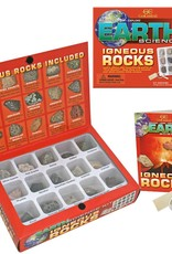 Geocentral Earth Science Kit - Igneous Rocks