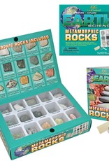 Geocentral Earth Science Kit - Metamorphic Rocks