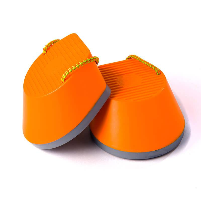 clip cloppers, orange