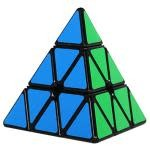 CubeZZ Pyraminx Cube Black