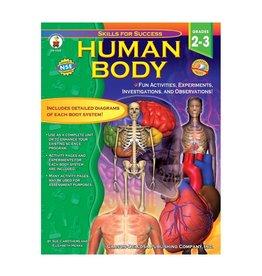 Carson Dellosa Copy of Human Body (2-3) Book