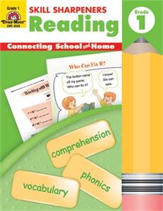 Evan-Moor Skill Sharpeners Reading Grade 1