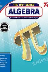 Carson Dellosa Algebra practice 100+ series