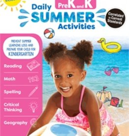 Evan-Moor Summer Activities gprek-k