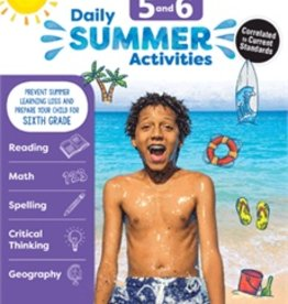 Evan-Moor Summer Activities g5-6