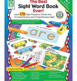 Carson Dellosa The Best Sight Word Book Ever! (K-3)
