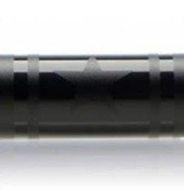 Deity Deity, Blacklabel, Riser bar, Clamp: 31.8mm , W: 787mm, Rise: 15mm, Black