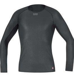 Gore Bike Wear, Base layer WS, Long sleeve shirt Black