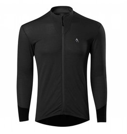 7Mesh 7 Mesh Mission Long Sleeve Jersey Black