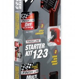 Finish Line Finish Line Starter Kit 1-2-3