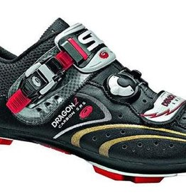 Sidi Sidi Dragon2 MTB Shoe - Black -  Eur 46 - US 11.5