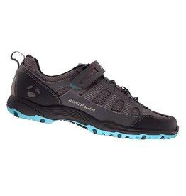 Bontrager Bontrager SSR WSD Multisport Shoe-Black/Torquoise-Eur 37 US W 5.537