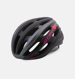 Giro Giro Saga Mips Matte Black / Pink